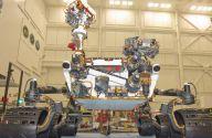 美国NASA火星探测车图赏