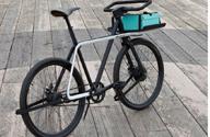 体验智能自行车Denny