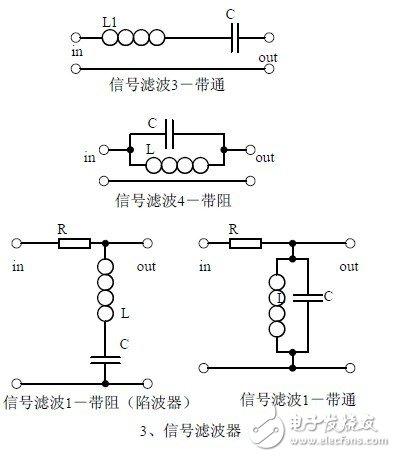 十个基本模拟电路