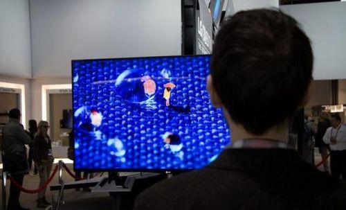 LG发布全球首款4K OLED电视 人民币七万二0