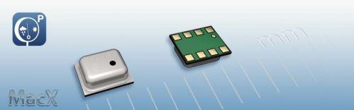 代号磷的芯片可能是大气压传感器