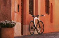 极简又聪明 智能电动自行车