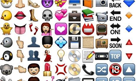 emoji表情符号:第一个真正全球性语言?