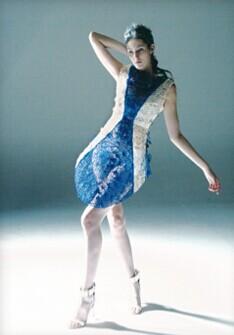 3D打印礼服让你美翻戛纳电影节