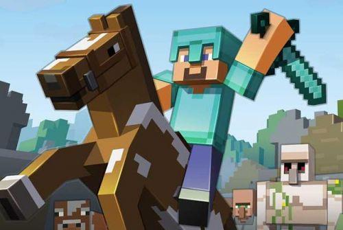 视频游戏《我的世界》(minecraft)