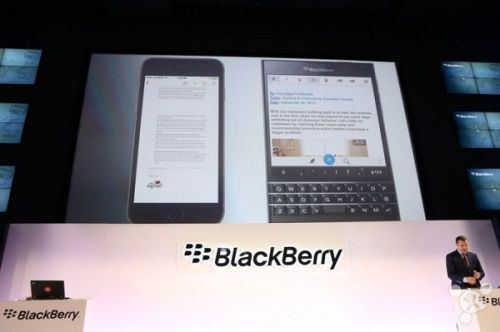 黑莓破解iPhone6:谁来掰弯我们的新手机_苹果周易取名安卓嘲讽版图片
