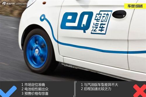 真的不是老年代步车 图解奇瑞eq电动车1 高清图片