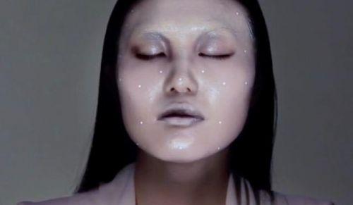 脸部化妆步骤视频
