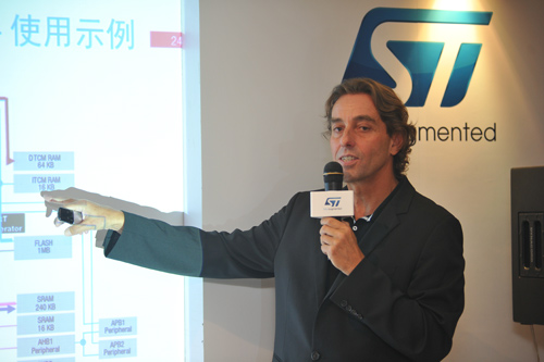 STM32 F7:为用户打开通往更高级世界大门0