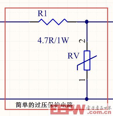 图1:某款led驱动电路原理图