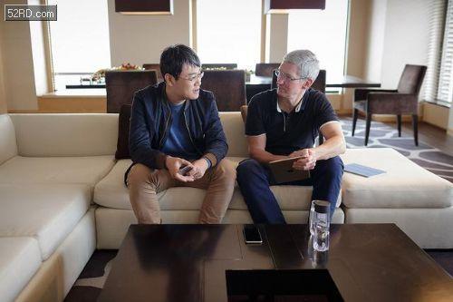 库克专访精华:将对中国市场疯狂投资0