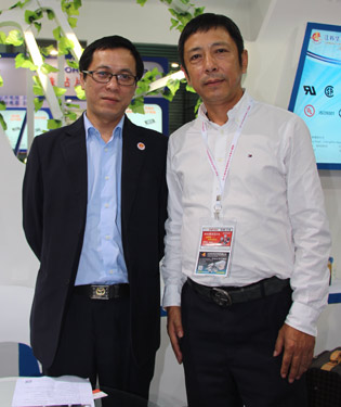江苏坚力电子亮相84届电子展 专注滤波器60年0