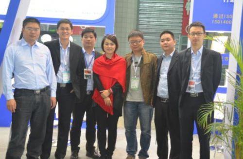 第84届中国电子展 深圳美隆电子盛装参展4
