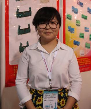 第84届中国电子展 慈溪利科电子参展0