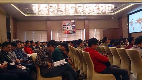 安富利X-fest 2014技术研讨会今日在北京举办 5