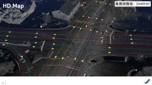 诺基亚here团队欲建自愈式地图 解决无人驾驶汽车导航难题1 高清图片
