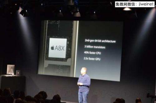 苹果A8X芯片揭秘:首款三核处理器_苹果_企业