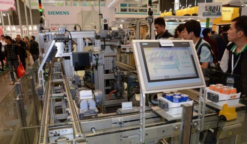 """西门子推出""""数字制造""""产品及解决方案0"""