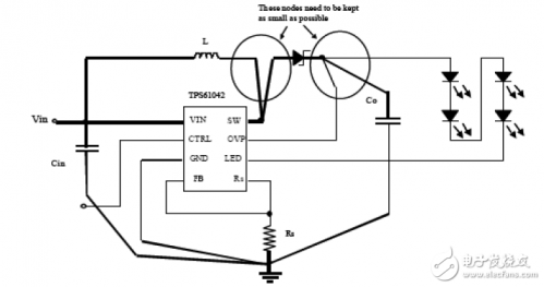 白光led电源系统电路模块设计