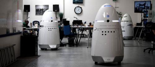 微软硅谷园现保安机器人 或明年上市0
