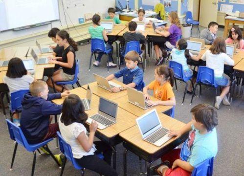 谷歌Chromebook抢占ipad美国校园市场份额0