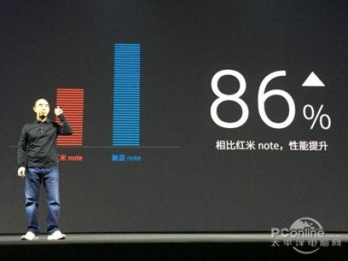 魅族新品牌魅蓝发布会全程图文实录41