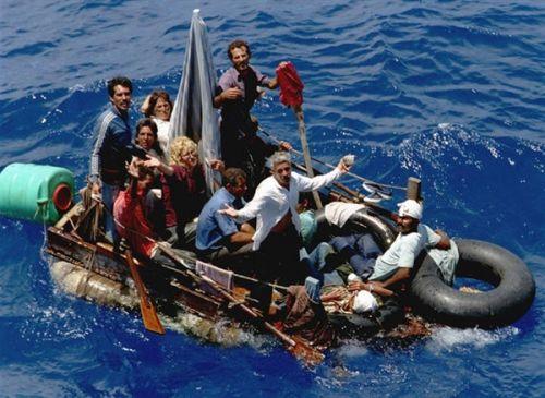 那些年 古巴人民是如何偷渡美国的?