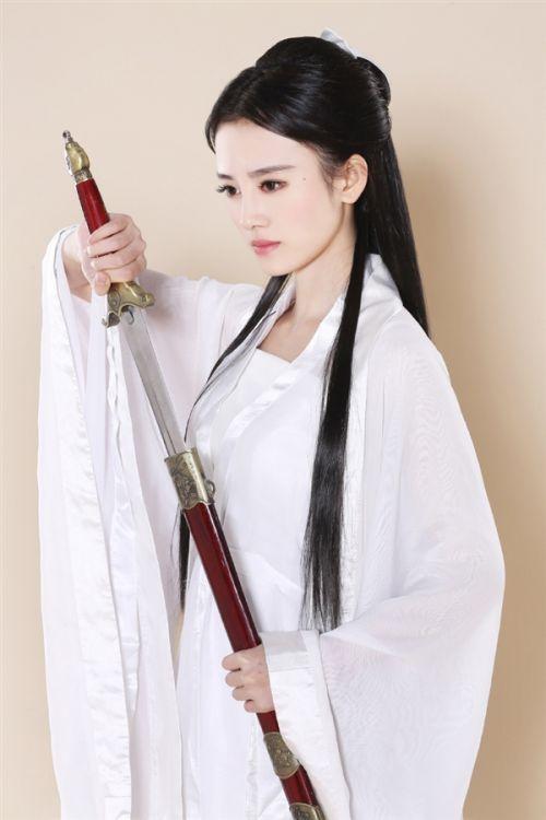 打印 四千年第一美女扮小龙女叫版陈妍希