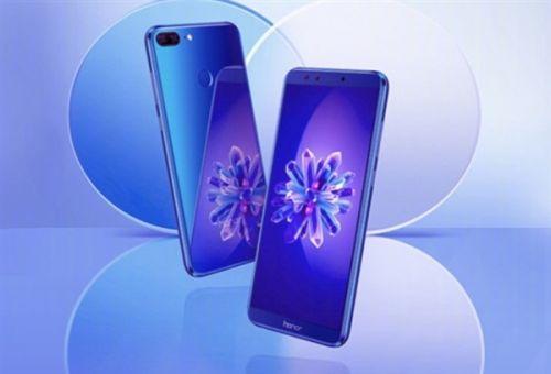 华为荣耀9麒麟659+安卓8.0 将上架印度市场0