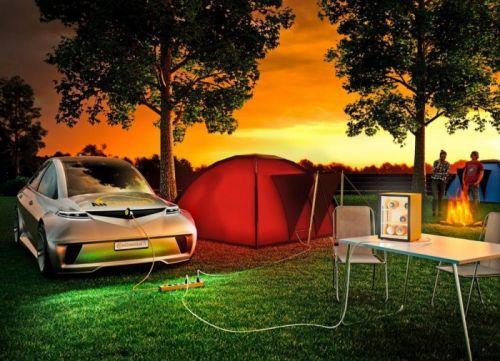 大陆发布AllCharge万能充电技术 适用各类电动汽车0