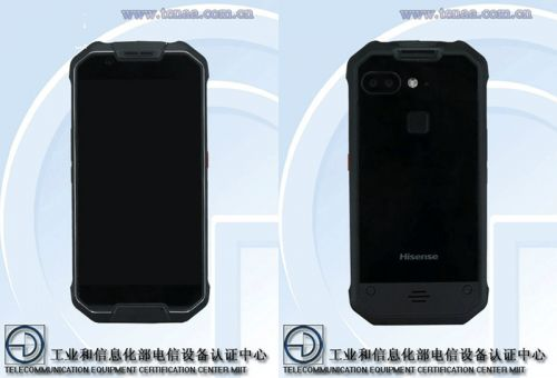 海信P9亮相工信部:6000mAh大电池,AMOLED屏0