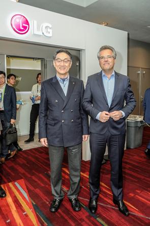 恩智浦、LG电子和HELLA联手打造汽车视觉平台0