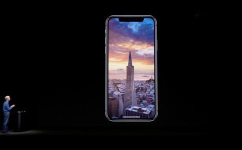 苹果今年将推出两种OLED面板 iPhone X Plus配6.5寸屏幕0