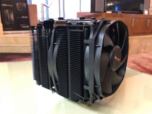 支持250W TDP!Be Quiet新款散热器发布:7根热管0