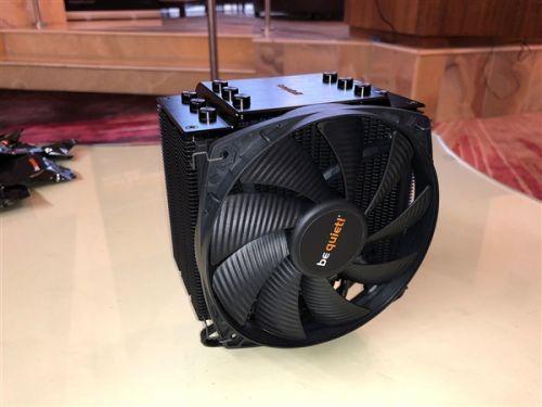 支持250W TDP!Be Quiet新款散热器发布:7根热管1