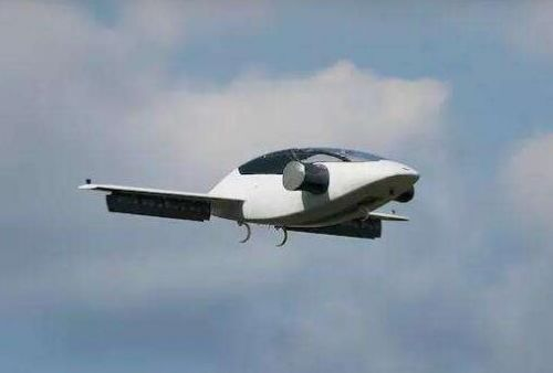 电动飞机 打飞的上班将不是梦0