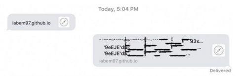 苹果怒了 尽快解决神秘短信死机问题0