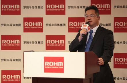 助力中国环保型车辆发展!罗姆发布最新尖端元器件技术0