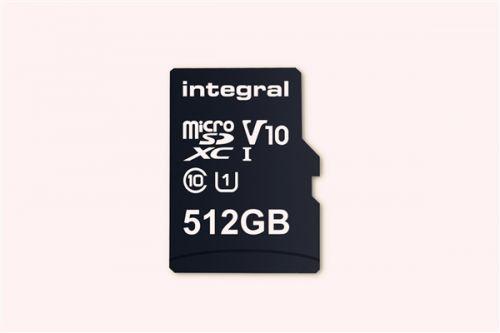 全球最大容量microSD存储卡宣布上市 512GB、10MB/s0