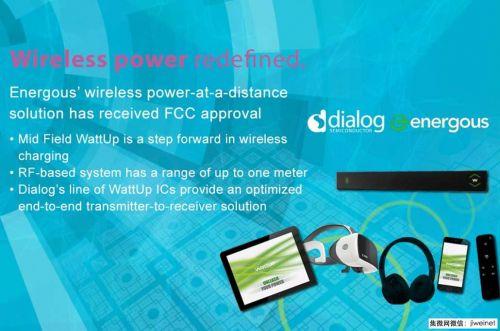 Energous远距离无线充电获FCC认证0