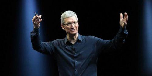 库克 :iPhone换电池这事不会影响到手机更新率0