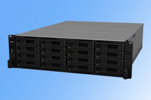 群晖新款NAS发布 支持192TB存储0