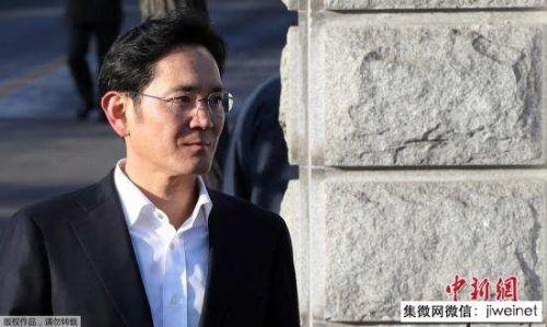 三星电子副会长李在镕致歉 今后将致力于经营业务0