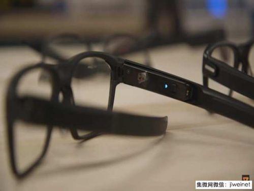 无摄像头激光投影 英特尔推出Vaunt智能眼镜0