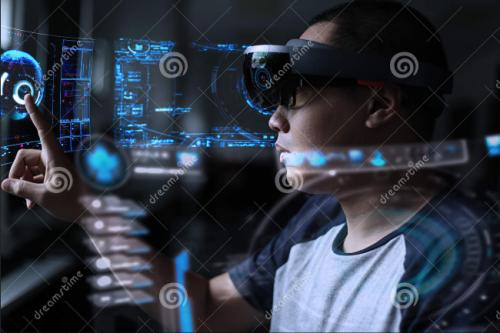 微软增强现实全息透镜颠覆外科医生手术应用0