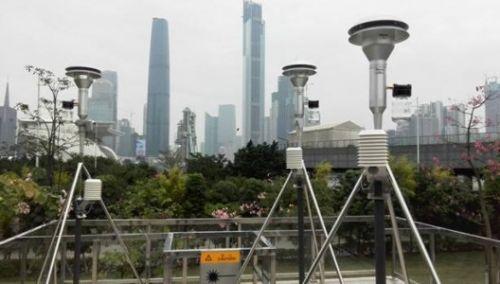 空气质量环境监测站中气体传感器的应用1