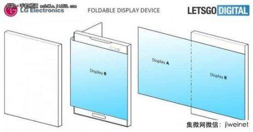 你知道吗? LG也要做折叠屏幕了!2