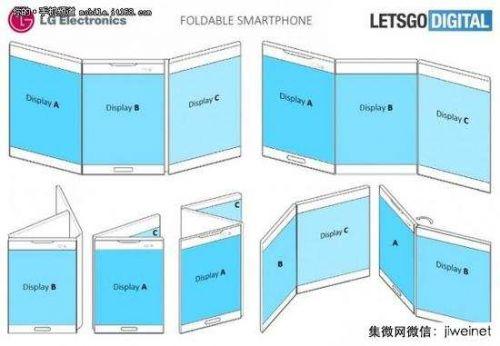 你知道吗? LG也要做折叠屏幕了!0