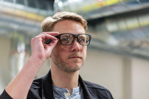 看起来和眼镜一样?英特尔Vaunt AR眼镜公布0