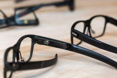 看起来和眼镜一样?英特尔Vaunt AR眼镜公布1